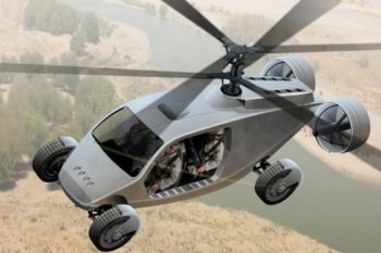 AVX Aircraft's Flying SUV