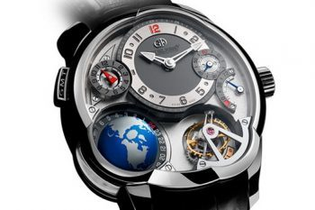 Greubel Forsey's GMT Watch 1