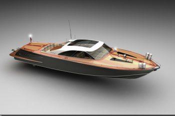 Strand Craft 39′ Coupé mega yacht tender 1