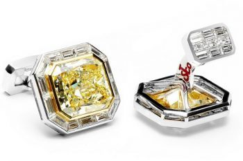 World's most expensive cufflinks 1