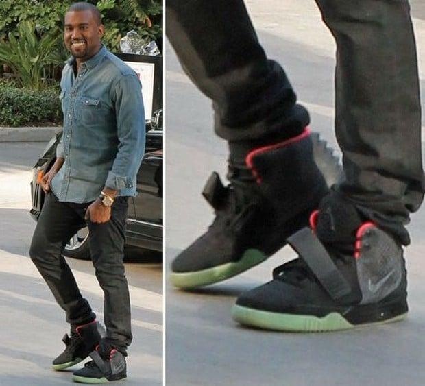Kanye West's Limited Edition Nike