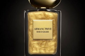 L'Or du Désert Rose Fragrance by Giorgio Armani
