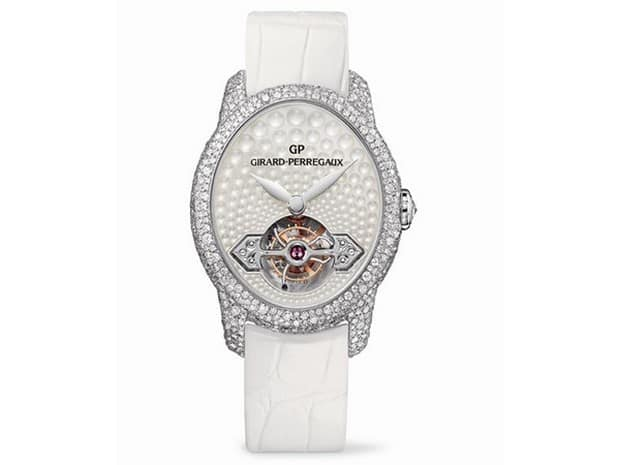 Girard-Perregaux's Cat's Eye Jewelry 1