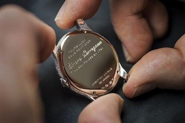 Girard-Perregaux's Cat's Eye Jewelry 3