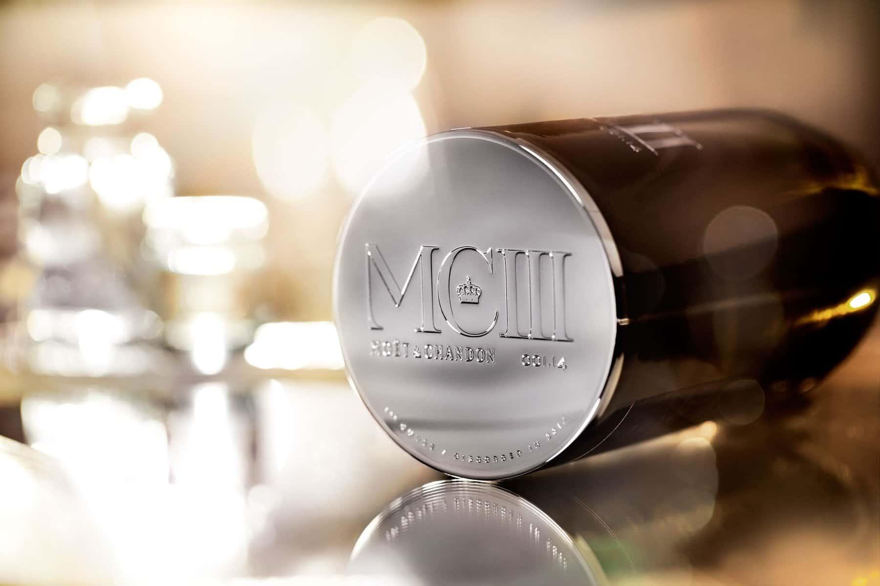 Moët & Chandon MCIII Champagne