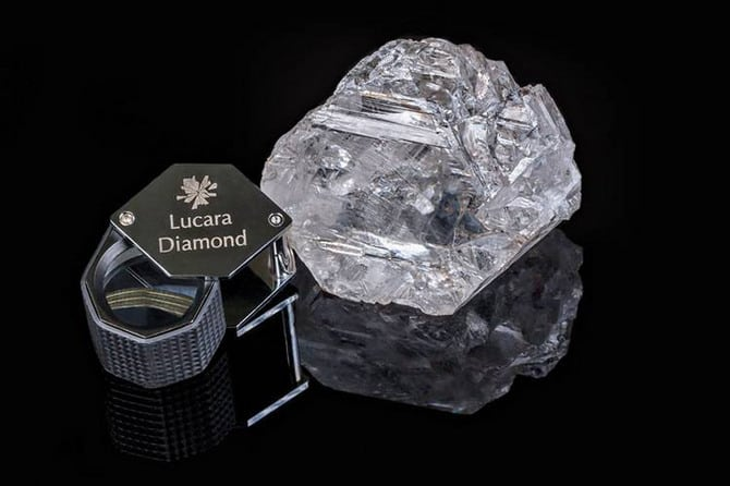 Lucara Discovered The World's Second Largest Diamond