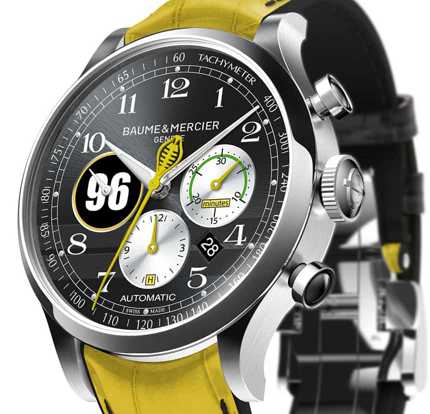 merciers mercier wonderful baume driver s shelby capeland cobra watches