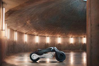 BMW motorrad 'VISION NEXT 100′ concept motorcycle 5