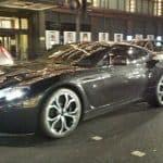 Samuel Eto'o Aston Martin V12 Zagato