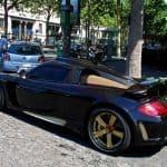 Samuel Eto'o Porsche Gemballa Mirage