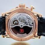Louis Moinet Memoris 'Red Eclipse' Chronograph 3