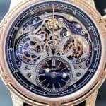 Louis Moinet Memoris 'Red Eclipse' Chronograph 7