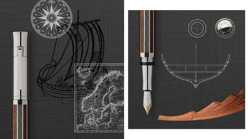 Graf von Faber-Castell Pen of the year 2017