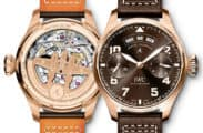 IWC Pilot's Watch Chronograph Night Flight 1