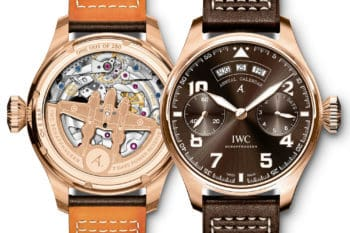 IWC Pilot's Watch Chronograph Night Flight 1