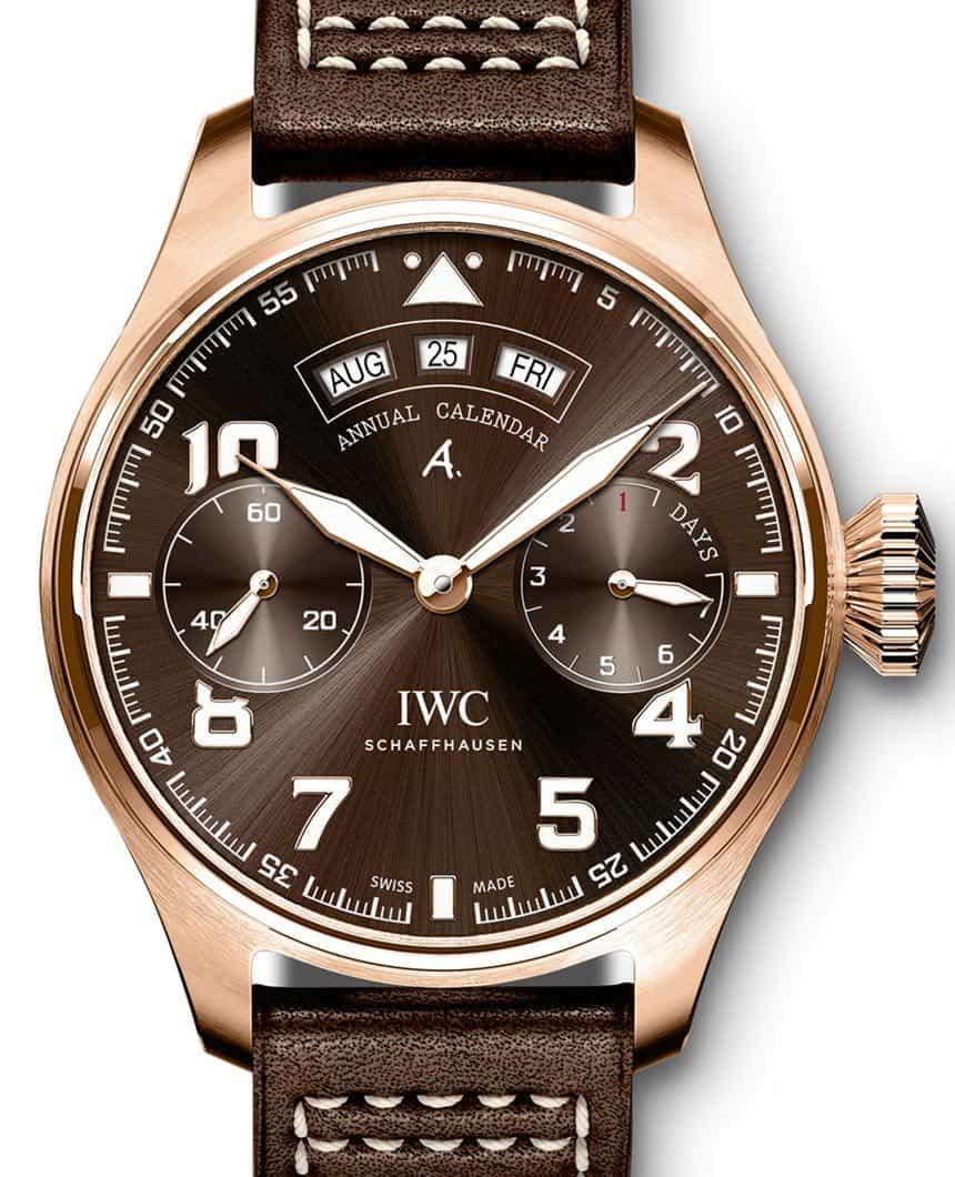 IWC Big Pilot's Watch Annual Calendar Edition