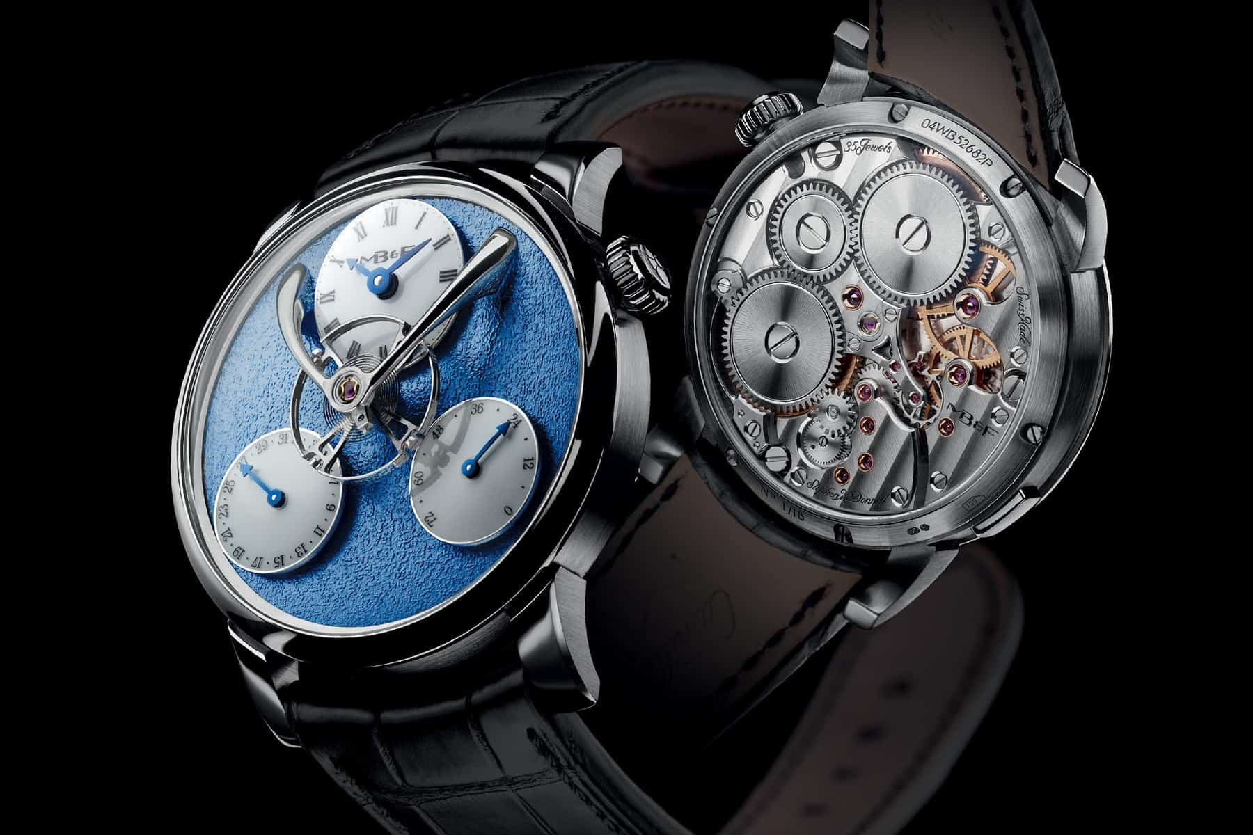 MB&F Legacy Machine