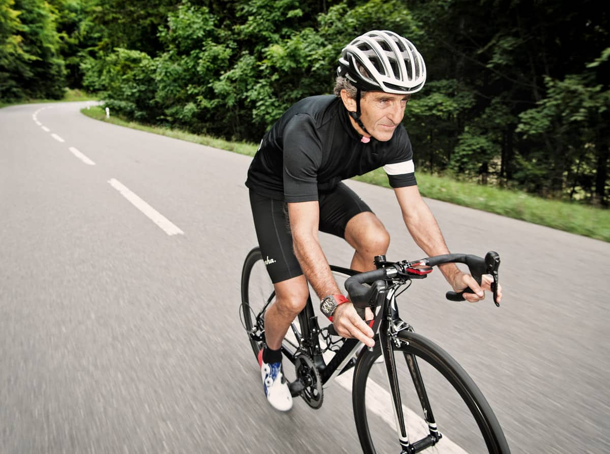 Richard Mille RM 70-01 Tourbillon Alain Prost 'Cycling' 2