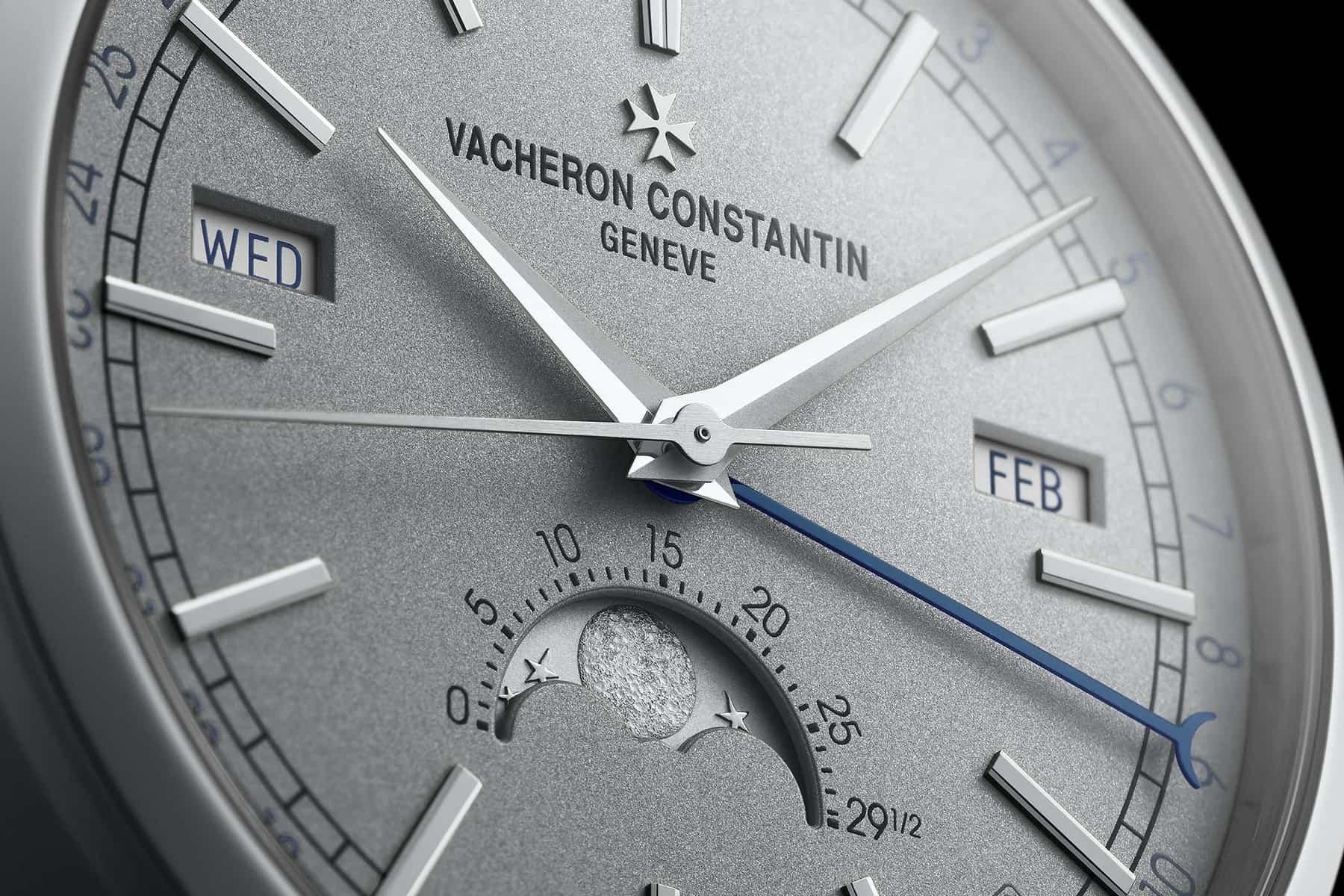 Vacheron Constantin Traditionnelle Complete Calendar Excellence Platine