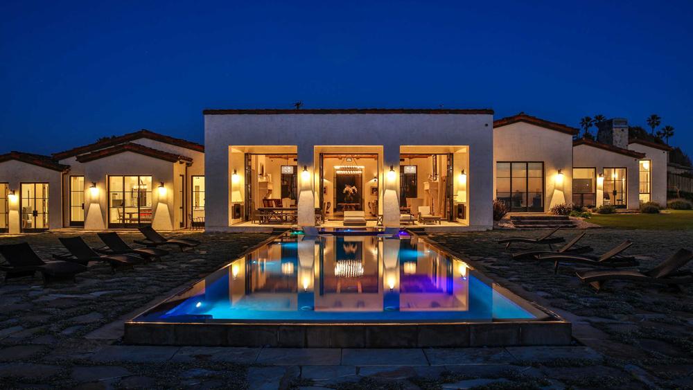 Zuma Beach Mansion