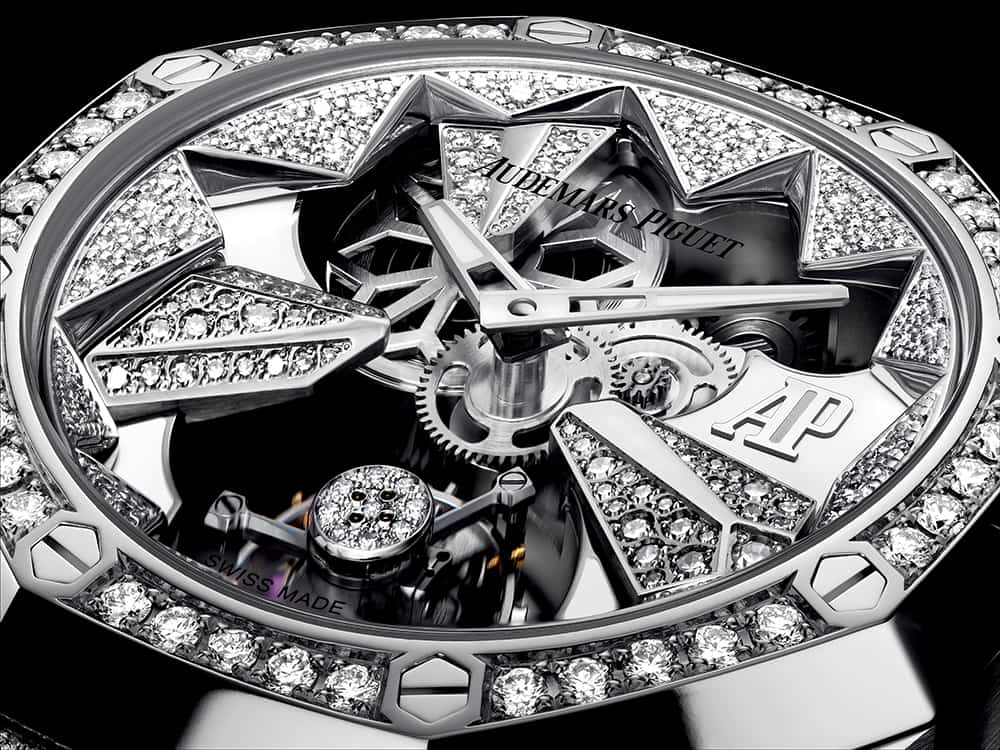 Audemars Piguet Royal Oak Concept Ladies Flying Tourbillon