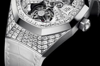 Audemars Piguet Royal Oak Concept Ladies' Flying Tourbillon 3