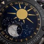 Panerai L'Astronomo Luminor 1950 Tourbillon Moon Phases Equation Of Time GMT 6