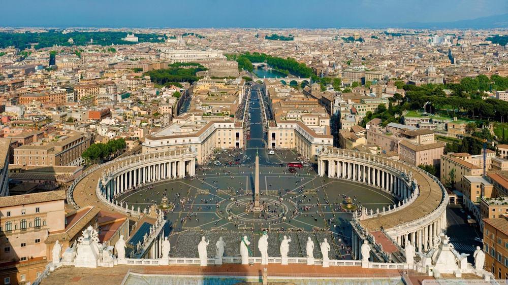 Saint Peter's Square Rome