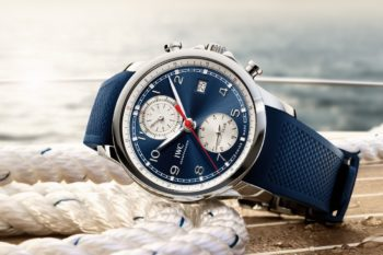 IWC Portugieser Yacht Club Chronograph 'Summer Edition' 1