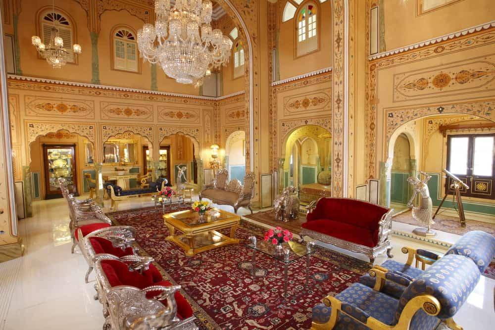 Raj Palace Maharajah's Pavilion