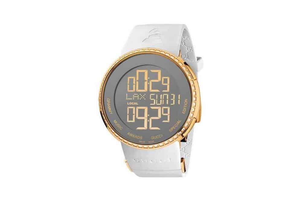 Gucci Men's I-Digital Grammy Special Edition Watch
