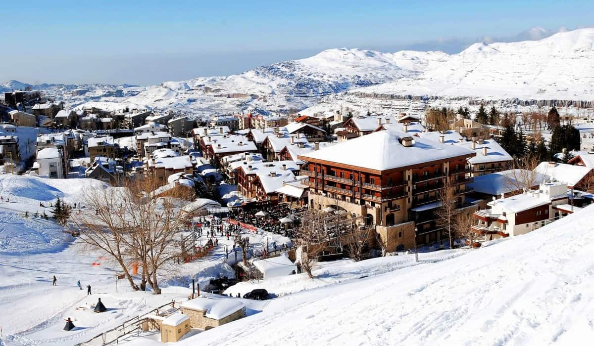 Intercontinental Mountain Resort Mzaar