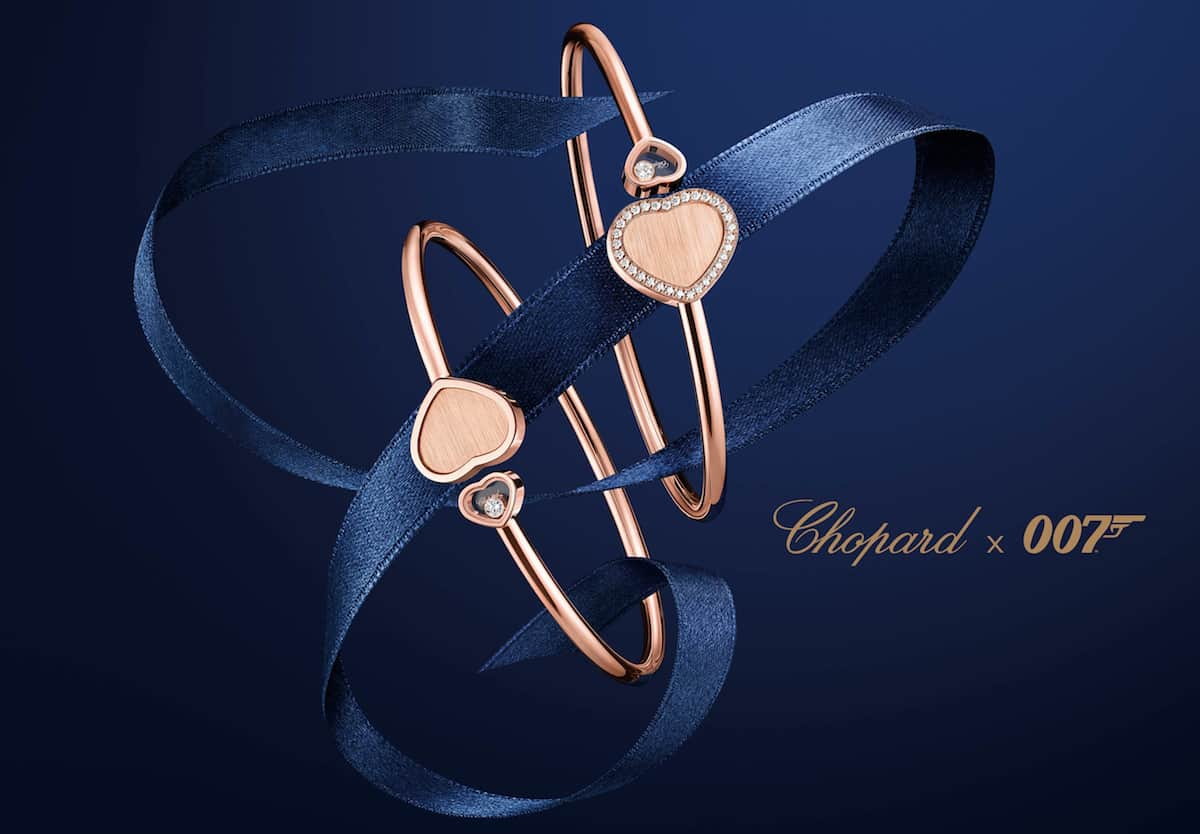 Chopard 007 Happy Hearts – Golden Hearts 1