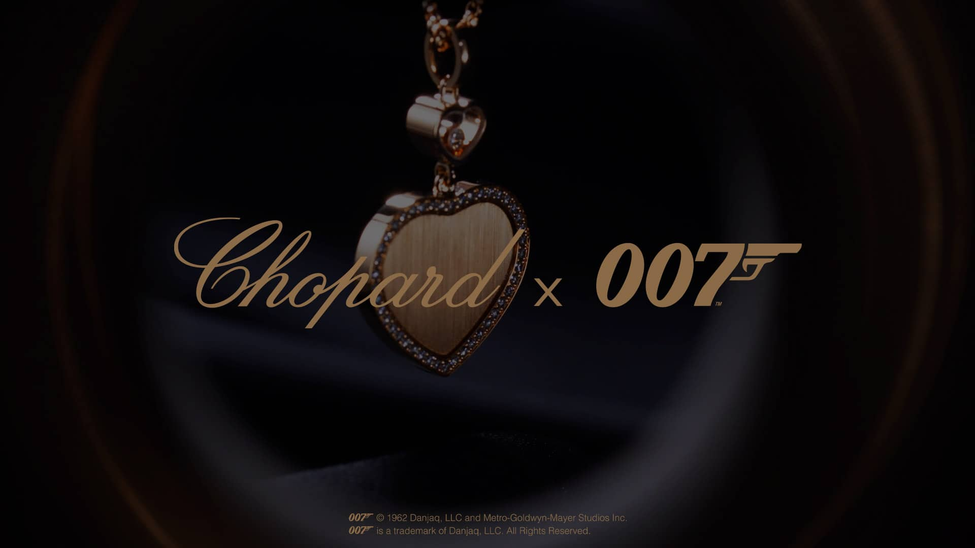 Chopard 007 Happy Hearts – Golden Hearts 2