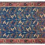 Kirman 'vase' carpet