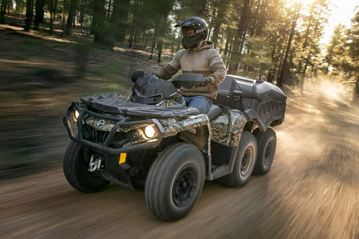 Can-Am Outlander Max 6×6 XT