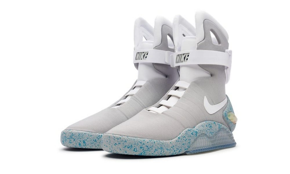 """Nike MAG """"'Back to the Future"""" 2011"""